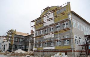 Для окончания работ по строительству детского сада будет привлечен другой подрядчик.