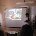 Участие в городских краеведческих чтениях