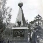Памятная часовня на месте второй битвы кинешемцев с поляками в 1609 году установлена благодаря усилиям А.В. Бекасова