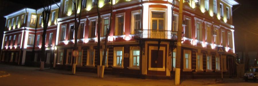Здание кинешемской полиции