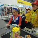 Учащиеся по специальности «продавец-контролер-кассир» проходят практику в магазинах Кинешмы