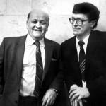 Зам. редактора Б.Н. Муравкин и зав. отделом писем Ф.П. Сорокин.