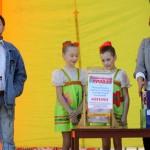Лотерея для подписчиков в праздник Волжского бульвара.