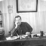 В.Н. Зайцев – редактор газеты в 1930-е гг. Погиб в фашистском плену.
