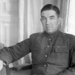 М.Г. Мезенин – редактор газеты военных лет.