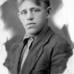 Б.И. Цветков. 1930-е гг.