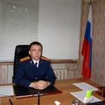 Старший следователь В.Н.Разгуляев