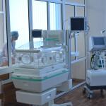 В отделении новорожденных