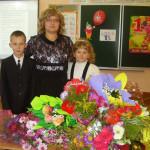 И.Л. Менькова, учитель начальных классов