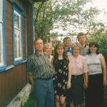 Небольшая часть трудовой династии Улыбышевых-Прусовых