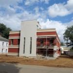 Новое здание следственного отдела