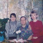 Семья Прусовых
