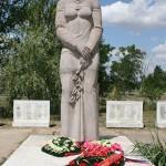 Мемориал в поселке Самофаловка Волгоградской области.