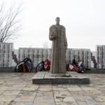 Мемориал в поселке Котлубань Волгоградской области.