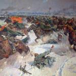 «Советская конница в боях под Москвой». 1949 год.