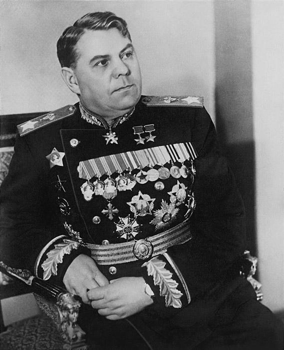 А.М.Василевский