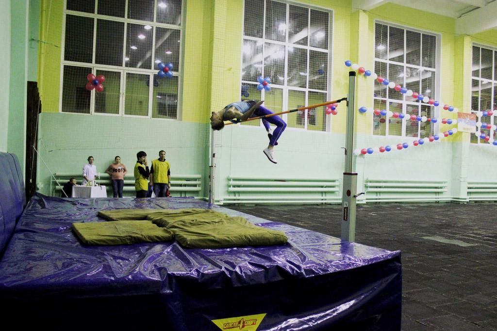 Победный прыжок Михаила Веревкина.