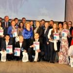 Лауреаты премии «Роза ветров - 2016».
