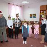 Представители национальных диаспор порадовали детей вниманием и подарками.