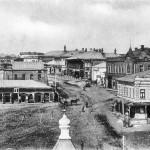 Кинешма. Фото начала XX века.