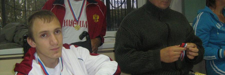 Евгений Корнилов и Александр Федоров (слева).