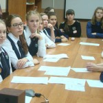 Заседание Совета Старшеклассников.