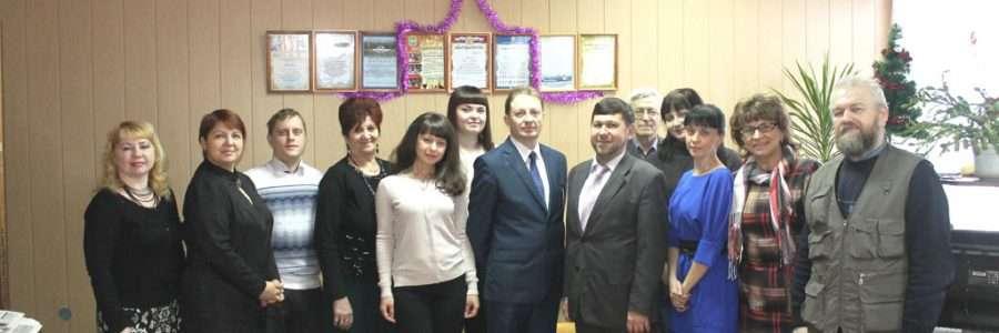 Коллектив редакции поздравляет глава Кинешемского района С.В. Герасимов.
