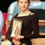 Ольга Савченко - приз за лучшую женскую роль.