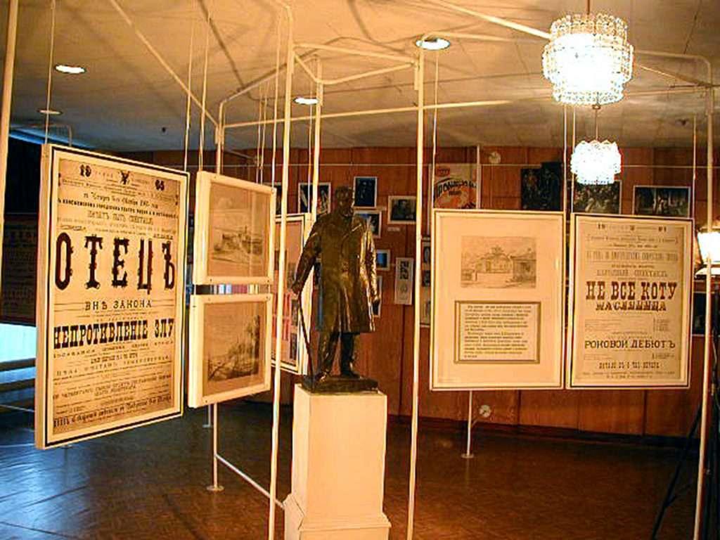 «Музей есть зеркало театра»