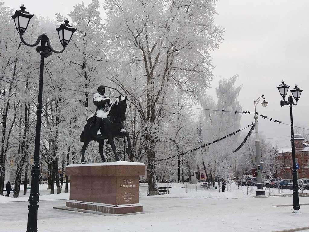 Вандышевская 3-я улица на карте Кинешмы с номерами домов — MapData.ru | 768x1024