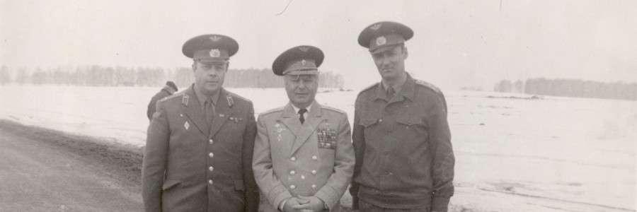 В.Н.Захаров, Г.С.Титов и О.Г.Мартко.