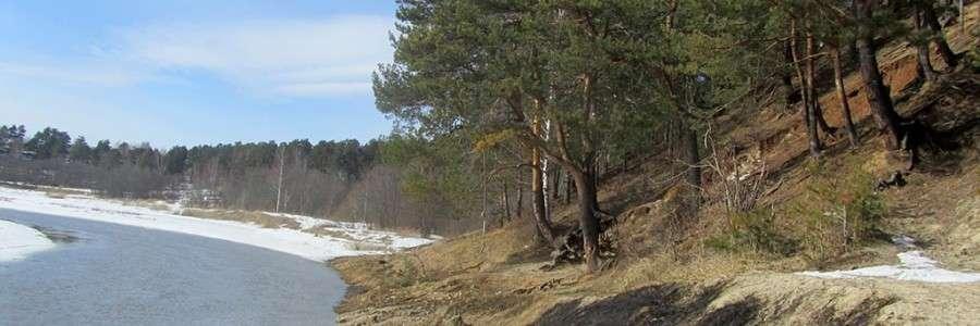 Река Кинешемка