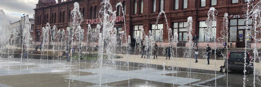 фонтан кинешма